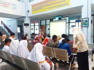 Promosi Kesehatan Rumah Sakit Pkrs Oleh Tim Hiv Rs Jiwa Daerah Surakarta